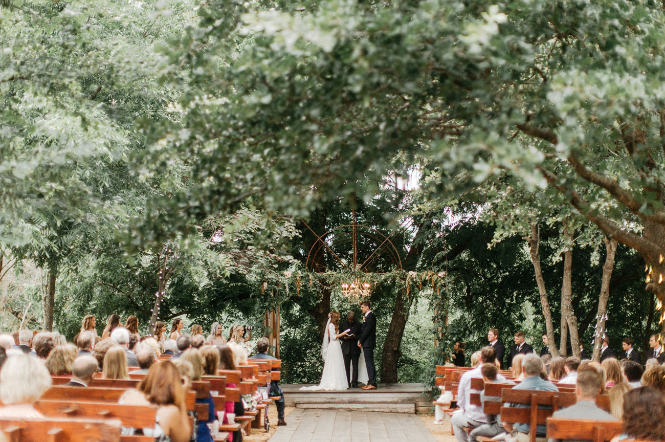 Boho Oklahoma Wedding