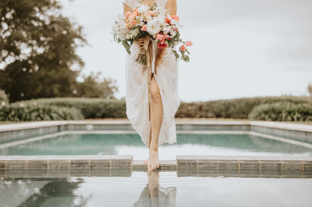 Romantic Santa Barbara Inspiration