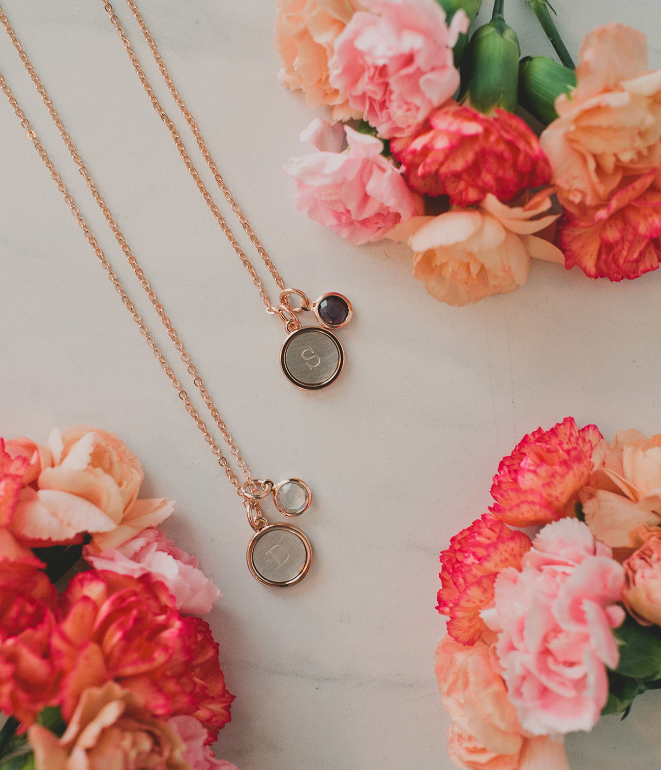 Personalized Necklaces from Shutterfly