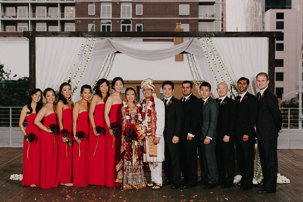 Indian Austin Wedding