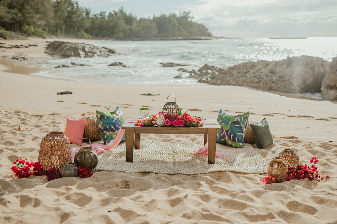 Wayfair Beach Proposal