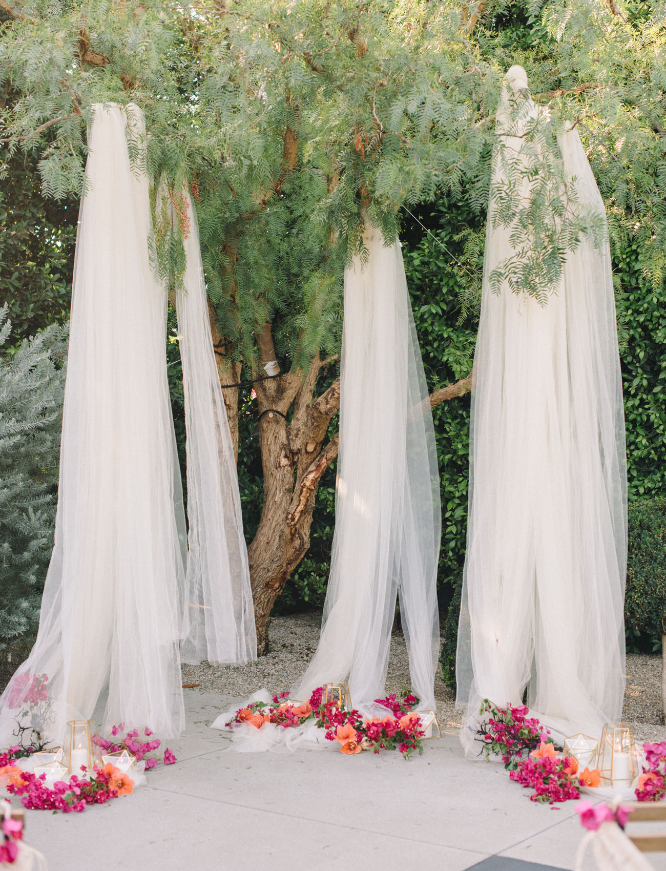 Bright Modern Wedding Inspiration At The Fig House