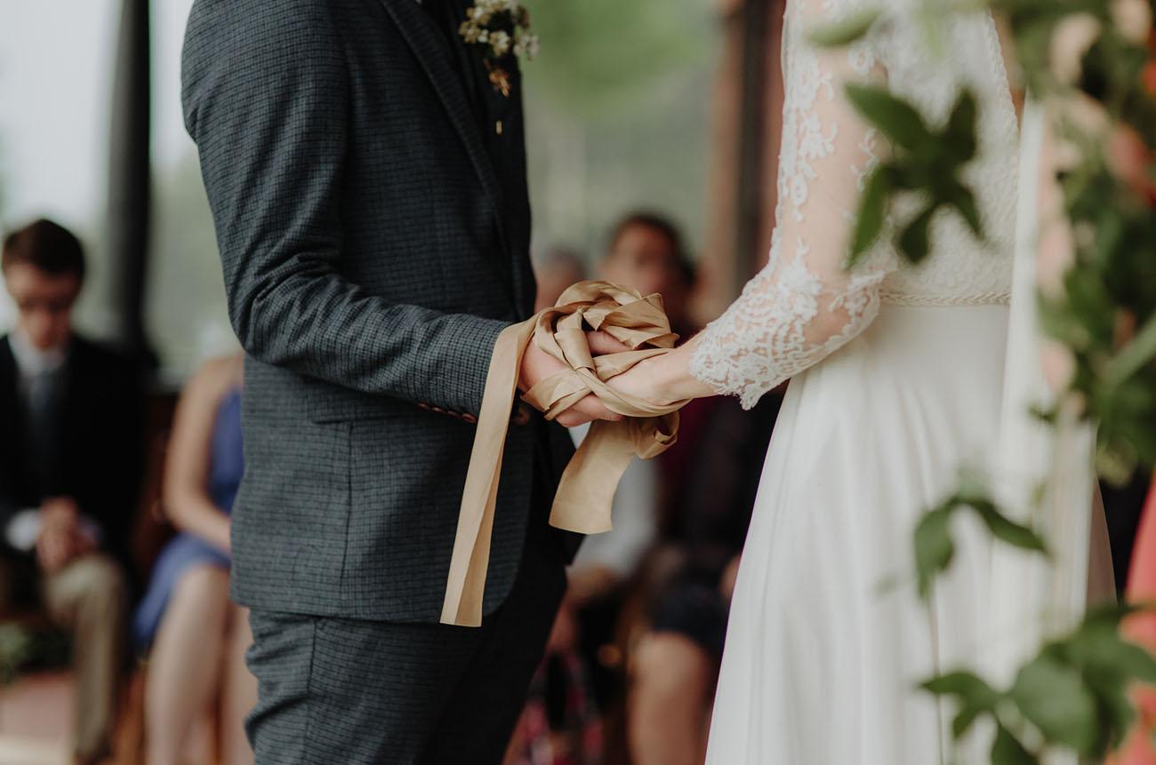Vintage Vermont Wedding