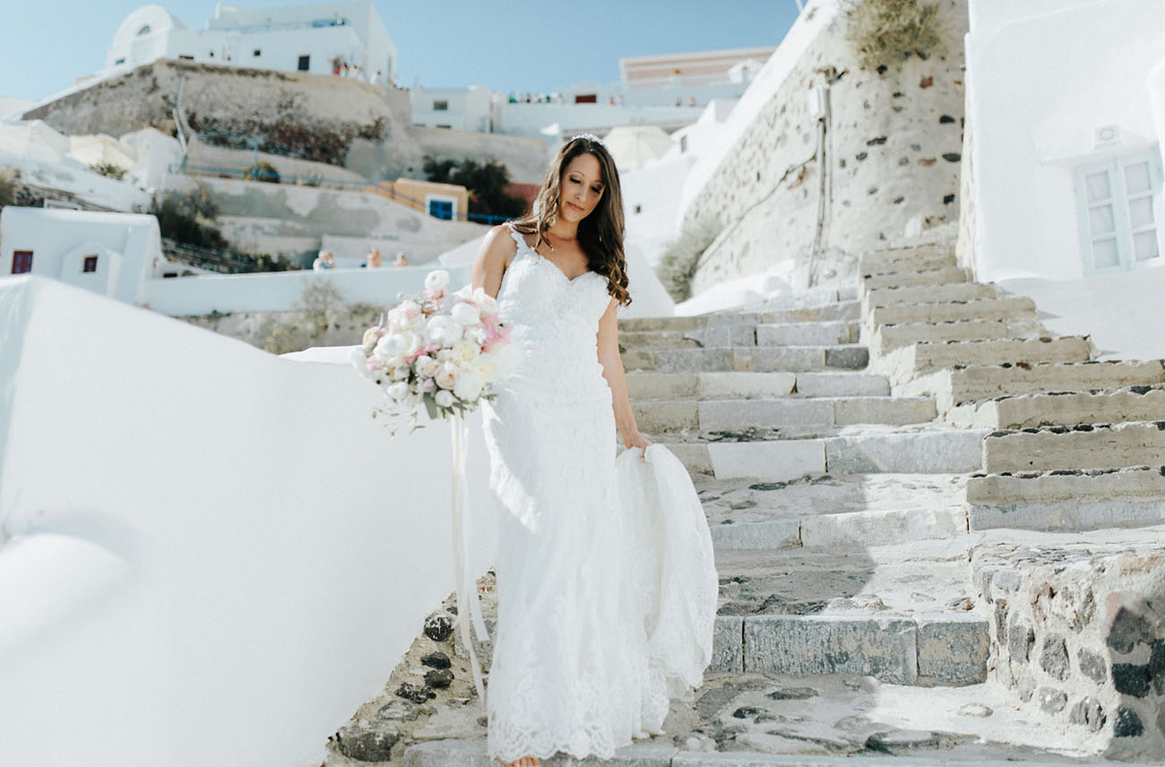 Greek Isle Wedding
