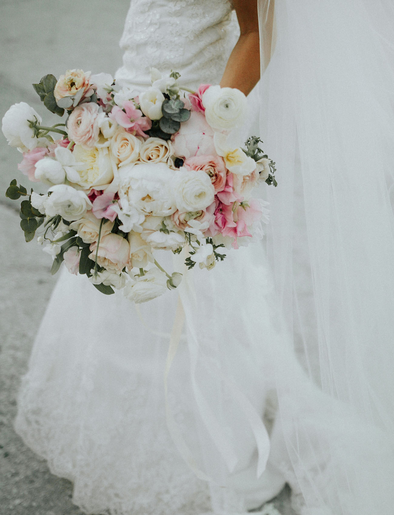 blush bouquet