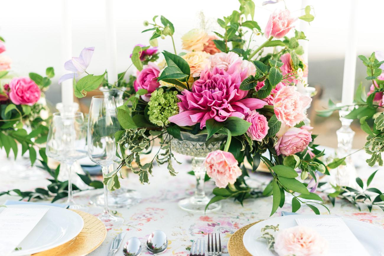 Glam Inspired Wedding
