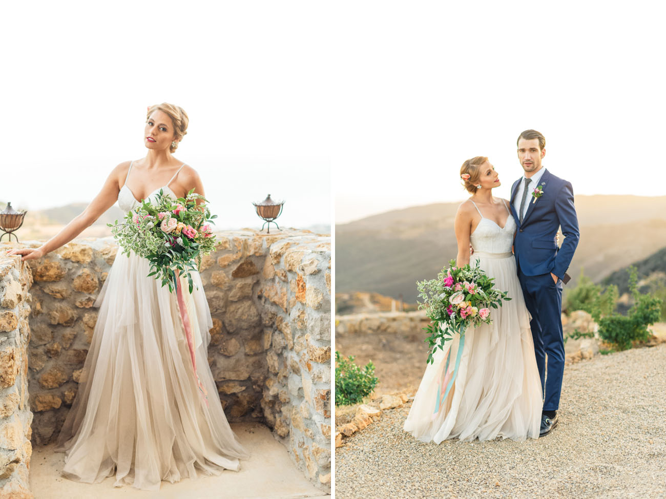 Glam Inspired Wedding