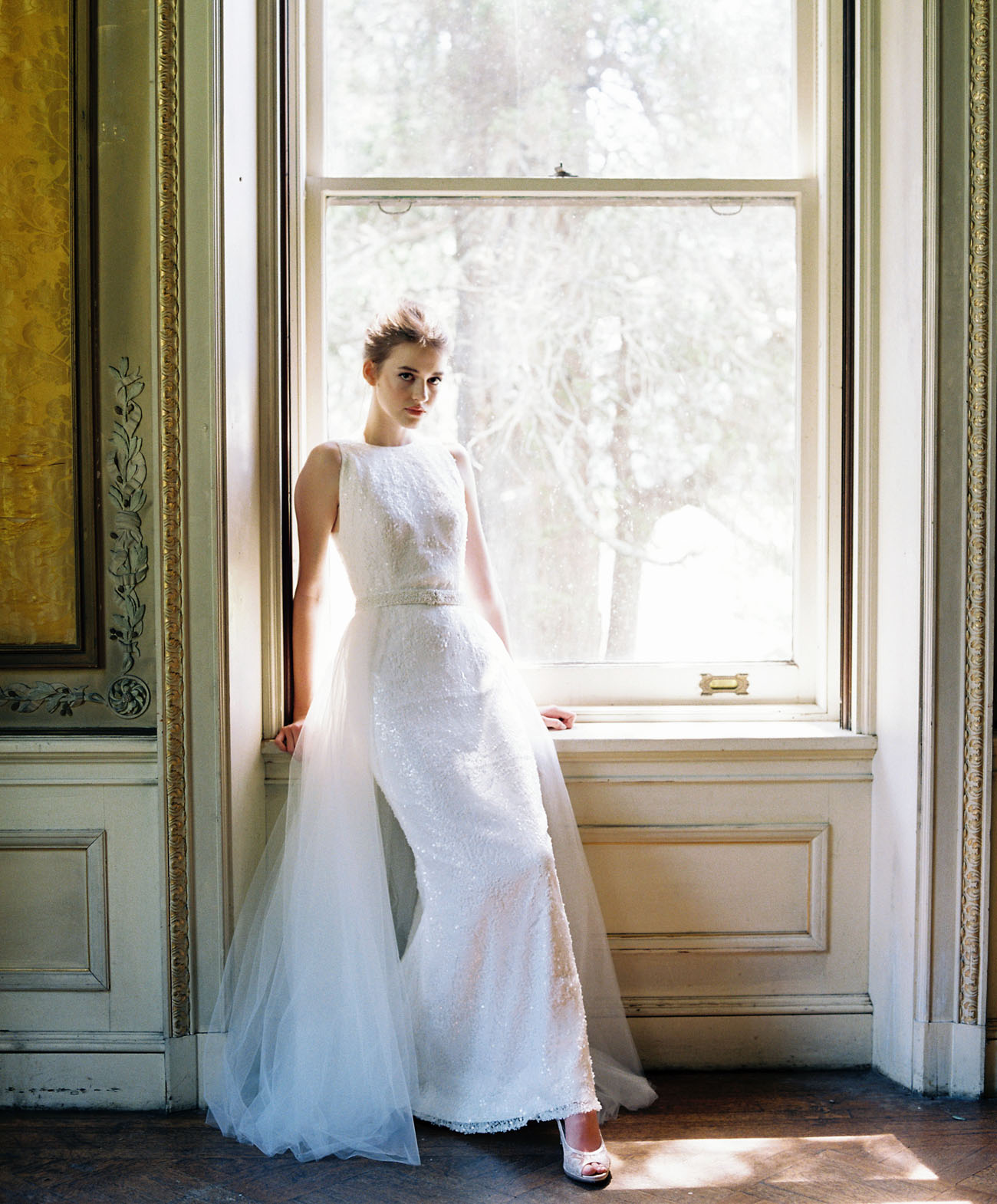 Romantic, Mix & Match Wedding Dresses From Lace & Liberty