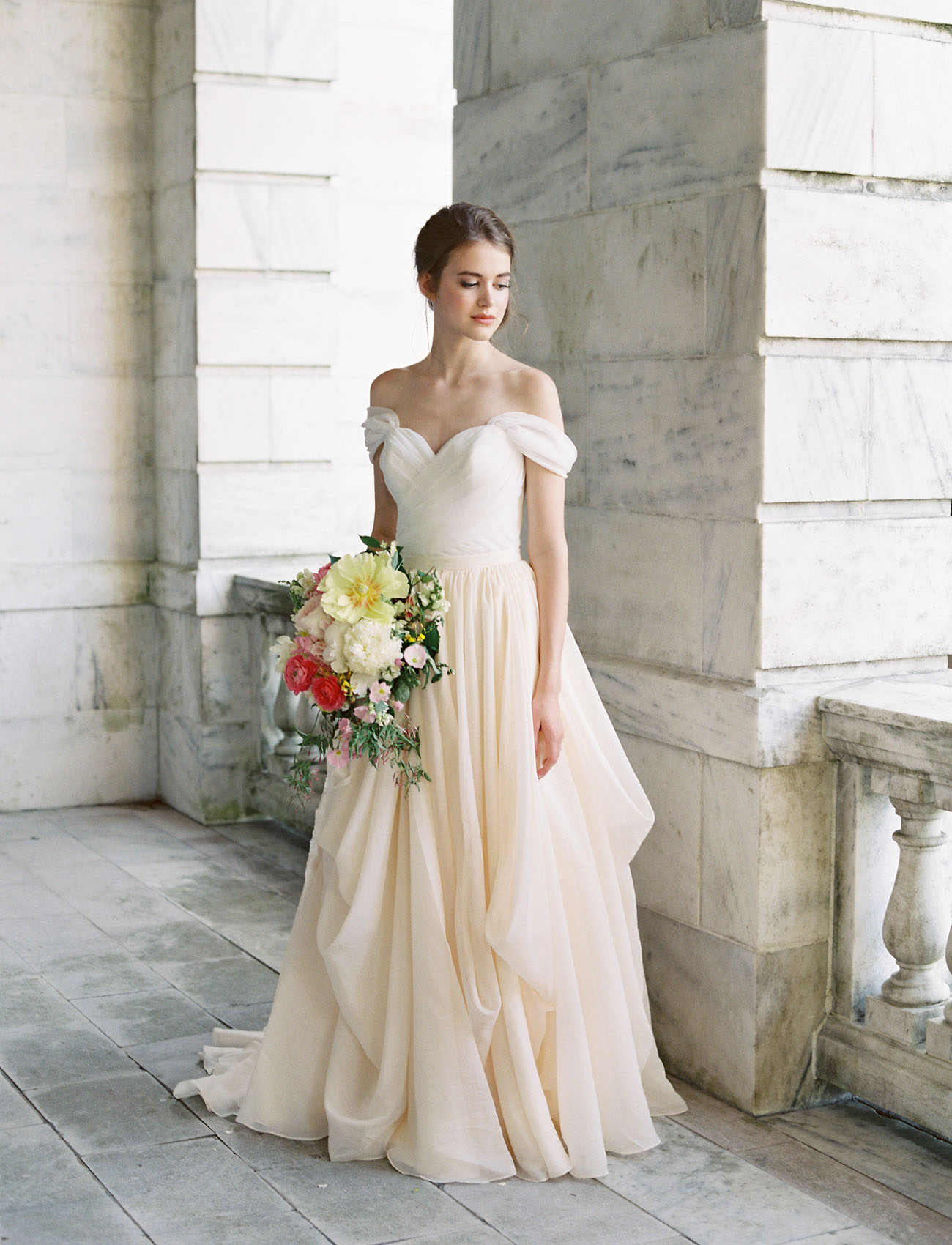 Romantic mix match wedding dresses from lace liberty for How much is a custom wedding dress