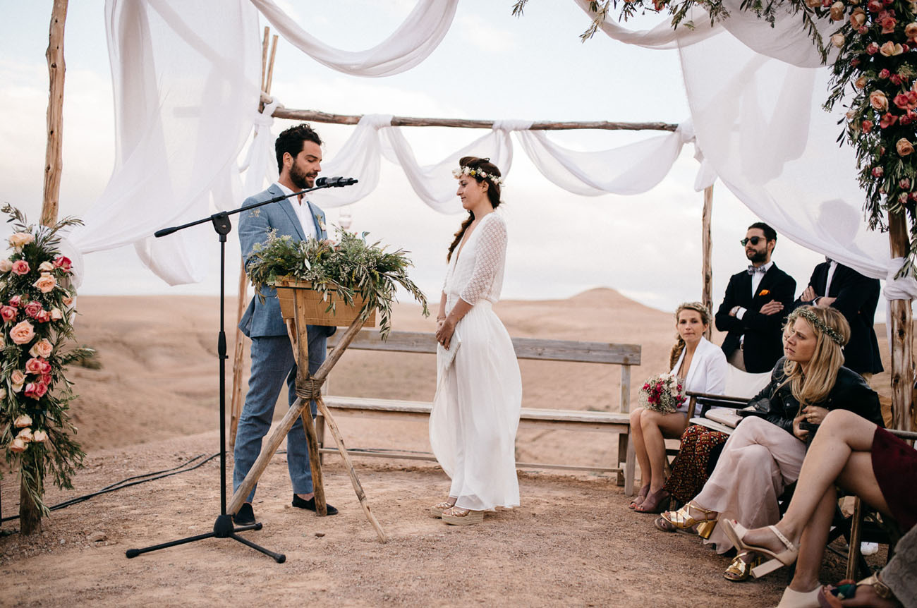 Morrocco Wedding