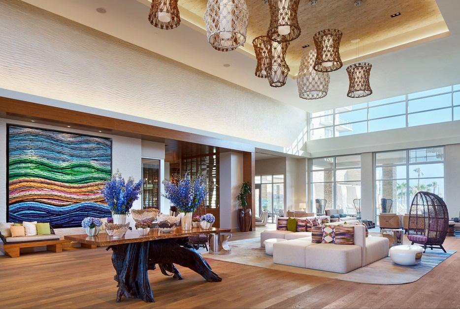 pasea hotel lobby