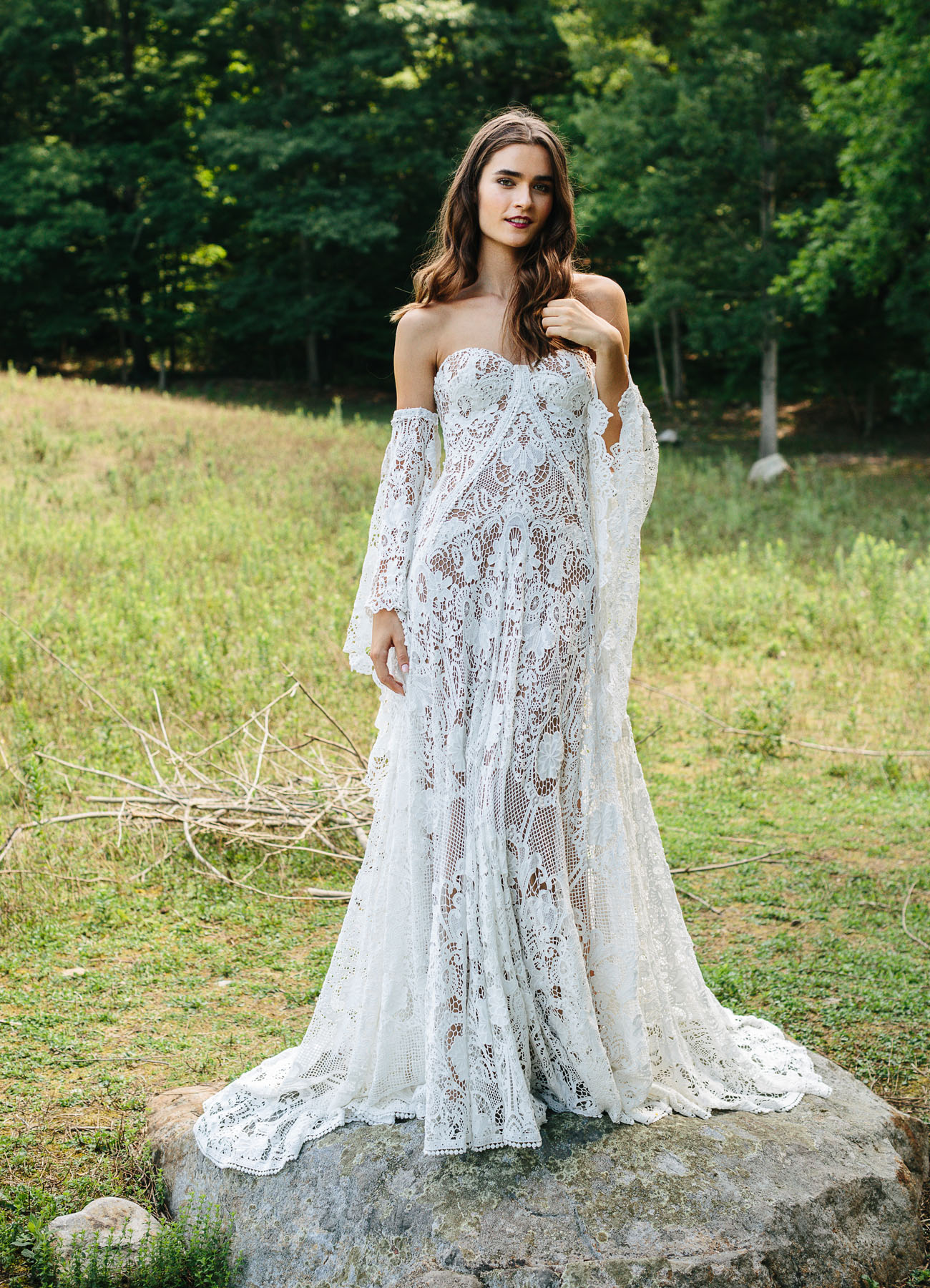 Rue De Seine 2017 Love Spell Wedding Dress Collection