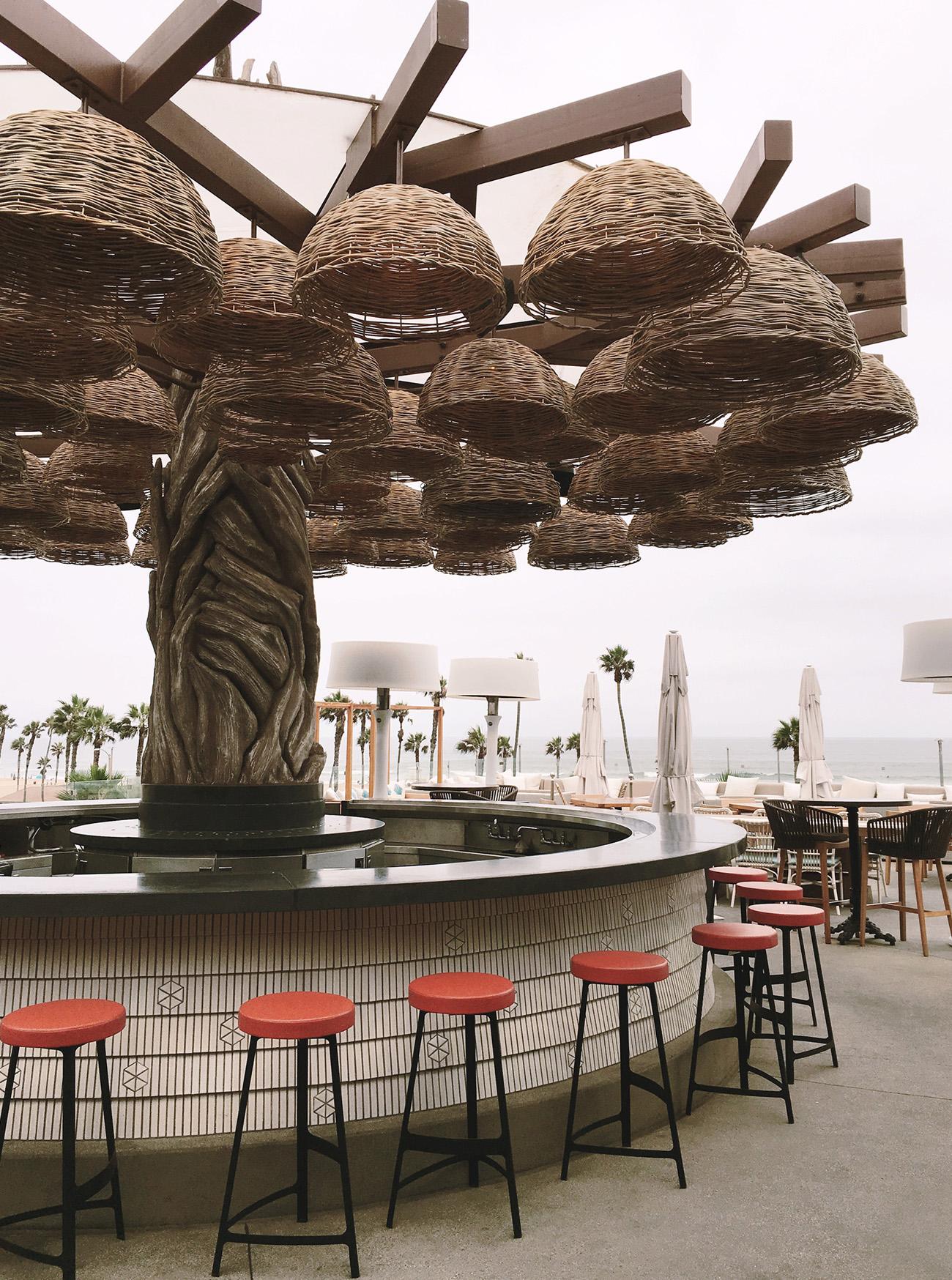 Tanner's Rooftop Bar Huntington Beach