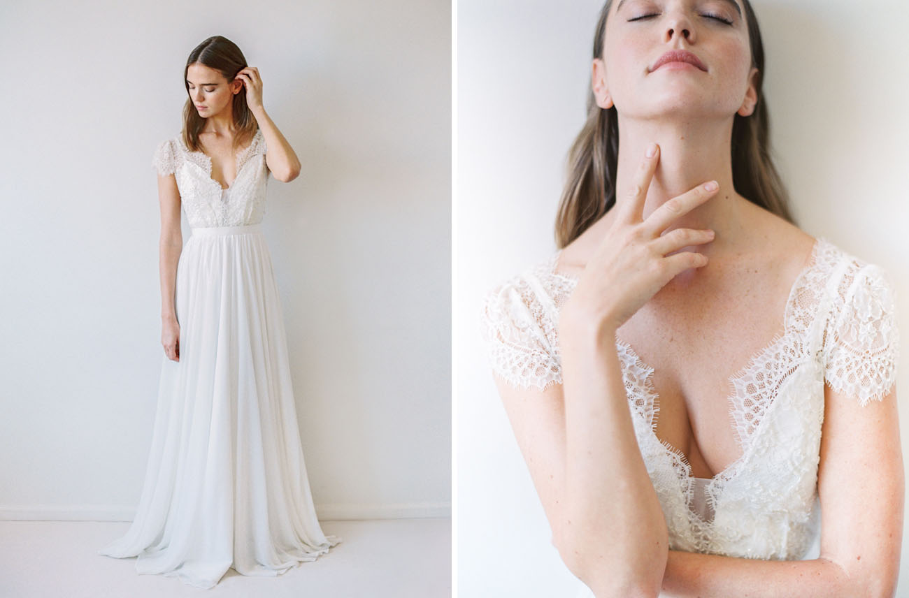 Wedding Dress Outlet Los Angeles 95 Simple Truvelle Collection