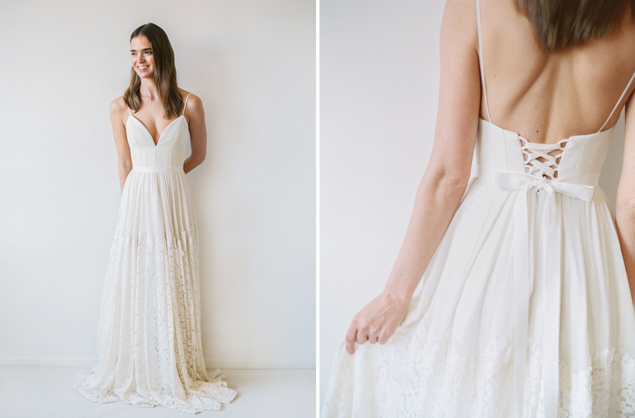 Wedding Dress Outlet Los Angeles 97 Lovely Truvelle Collection
