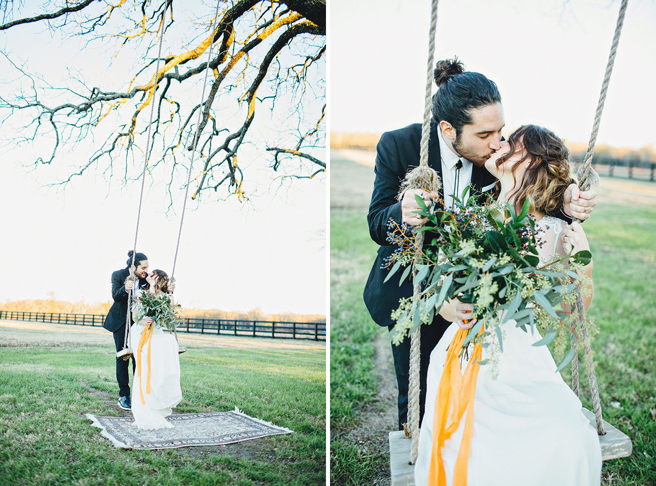 White Barn Elopement