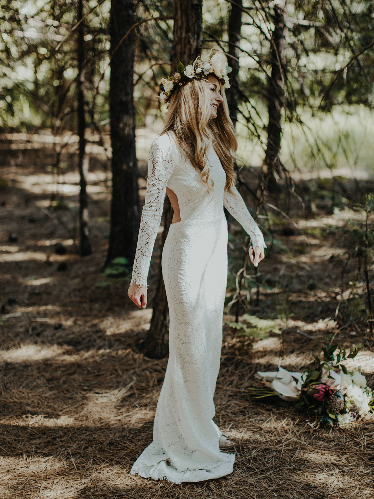 Houghton Wedding Dress