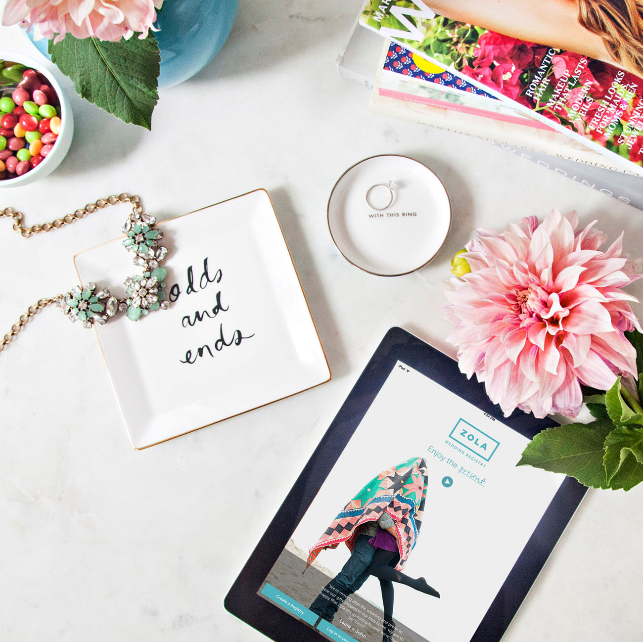 How to register for gifts you ll always love with zola for When should we register for wedding gifts