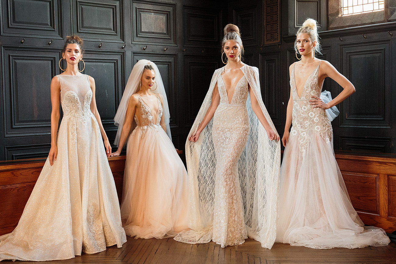 Our favorite dresses from Bridal Fashion Week – Fall 2017 | Green ...