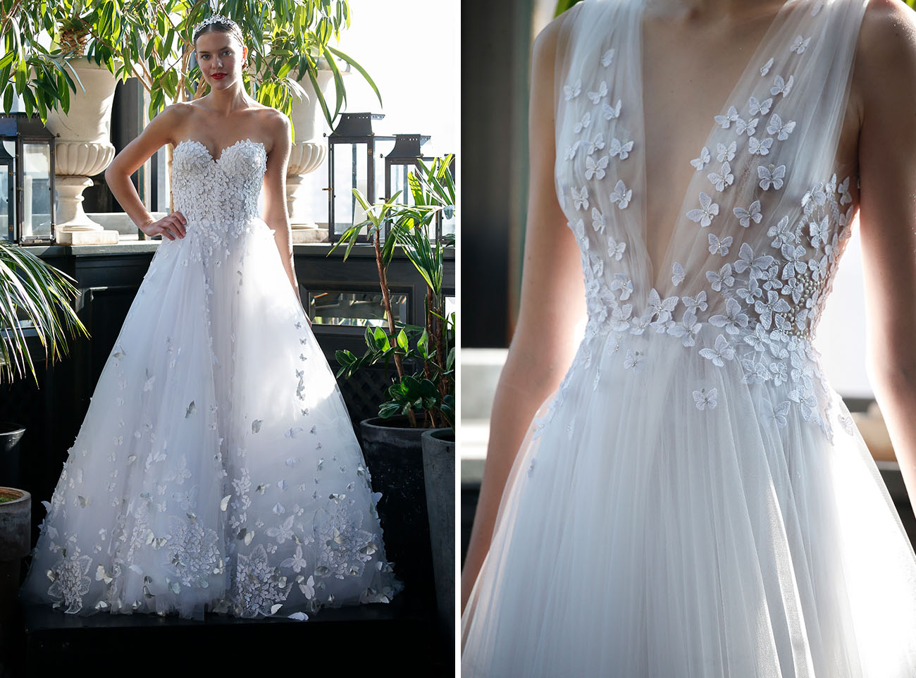 francesca miranda wedding dress