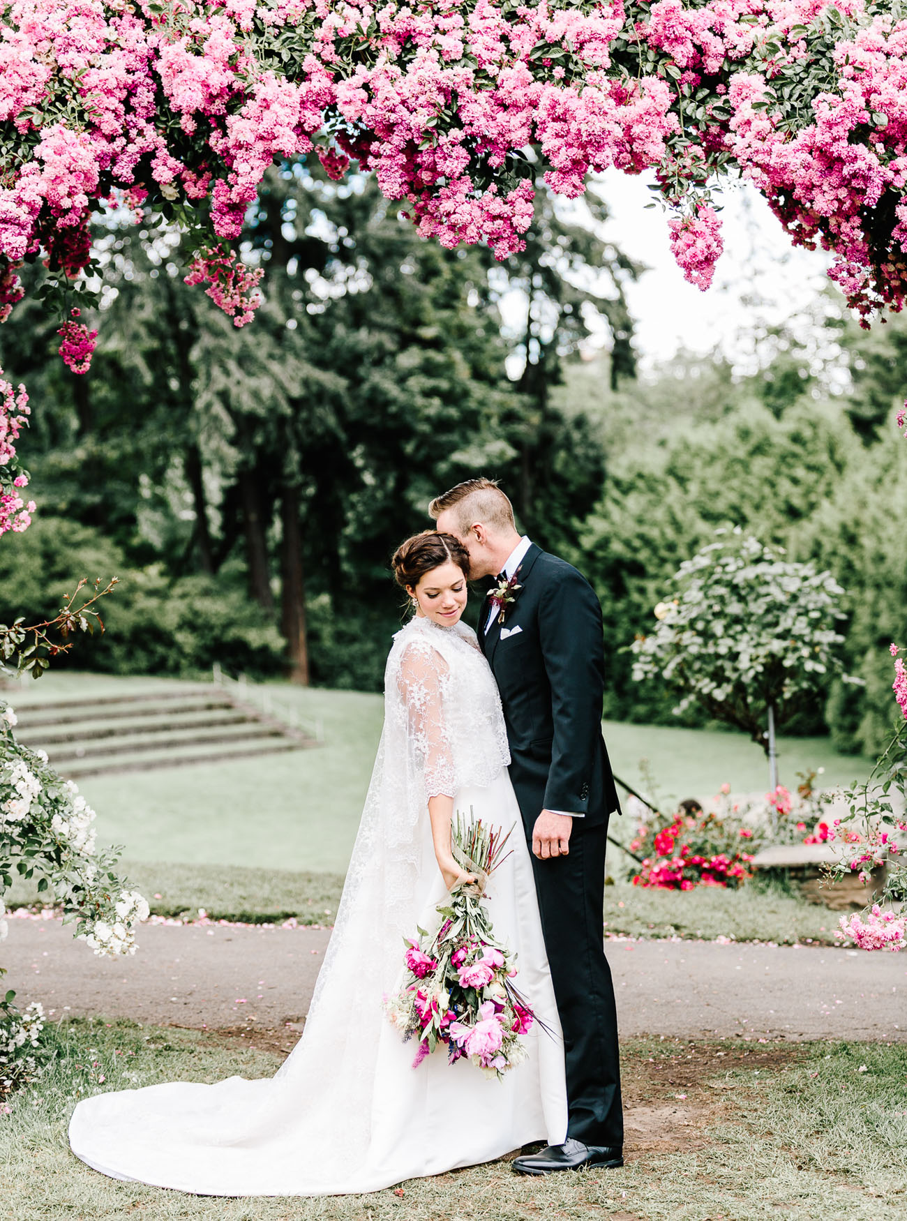 Floral Inspired Wedding