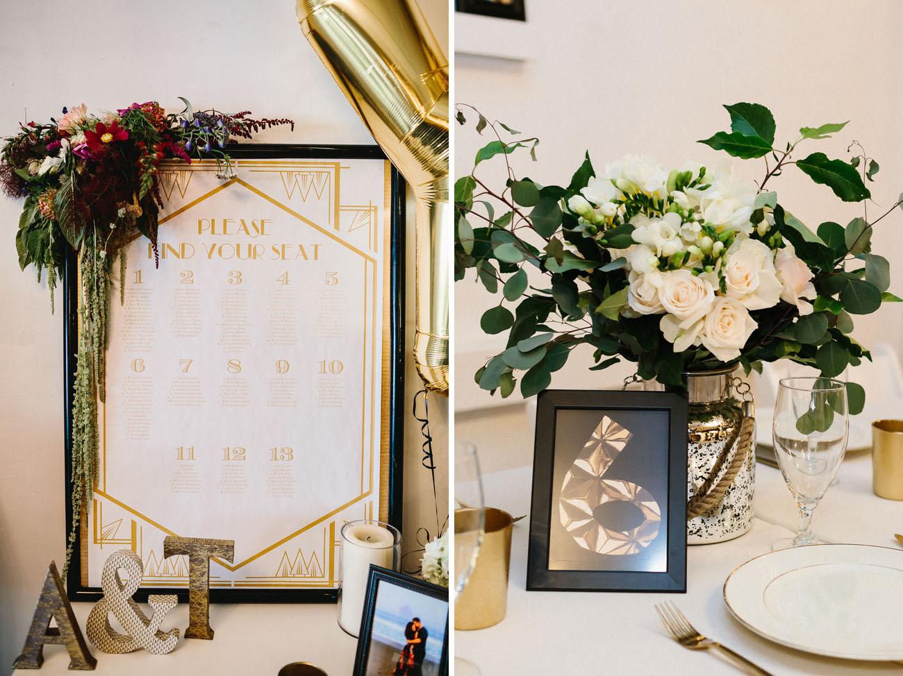 Floral Inspired Wedding