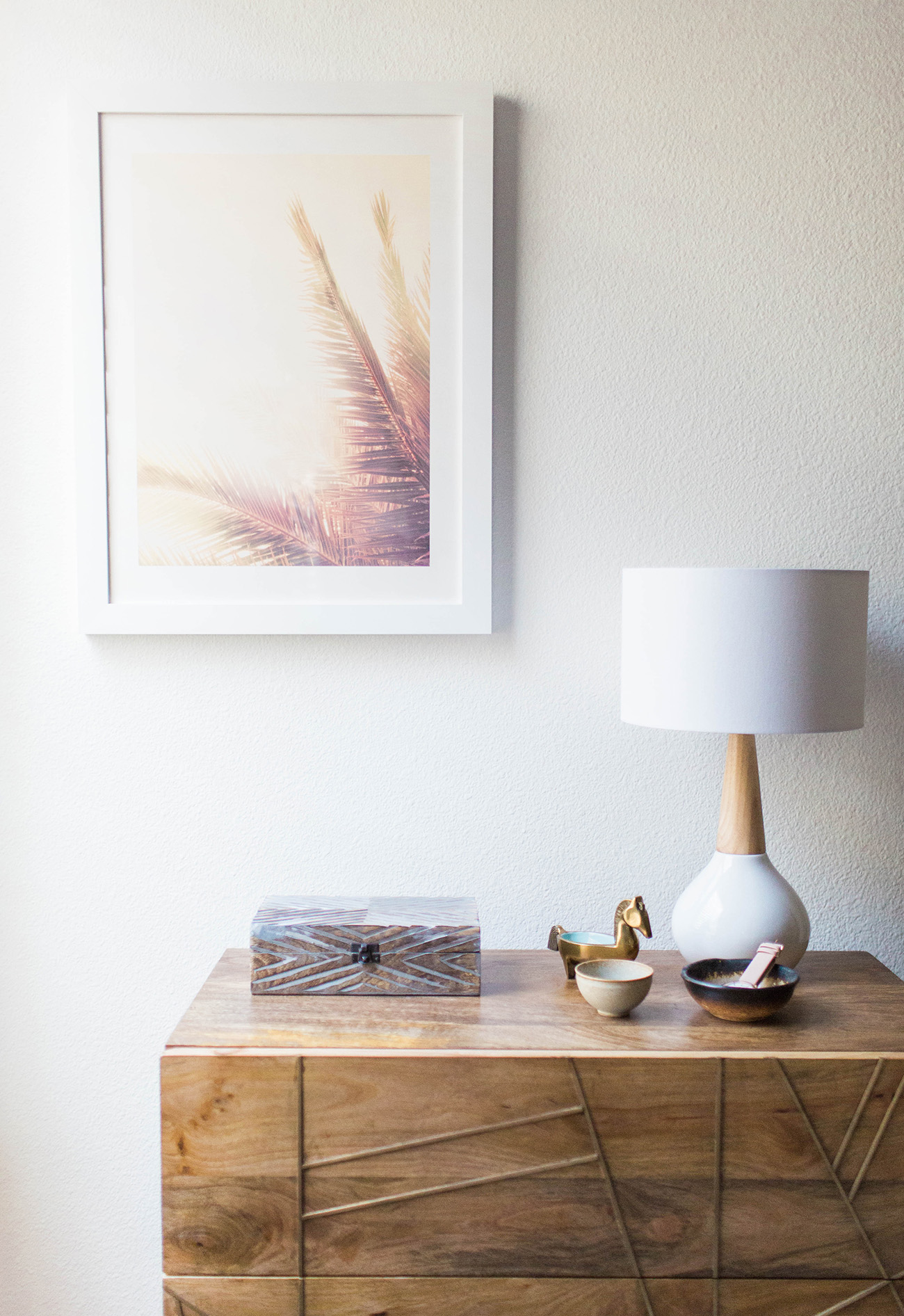 Palm Print from Minted
