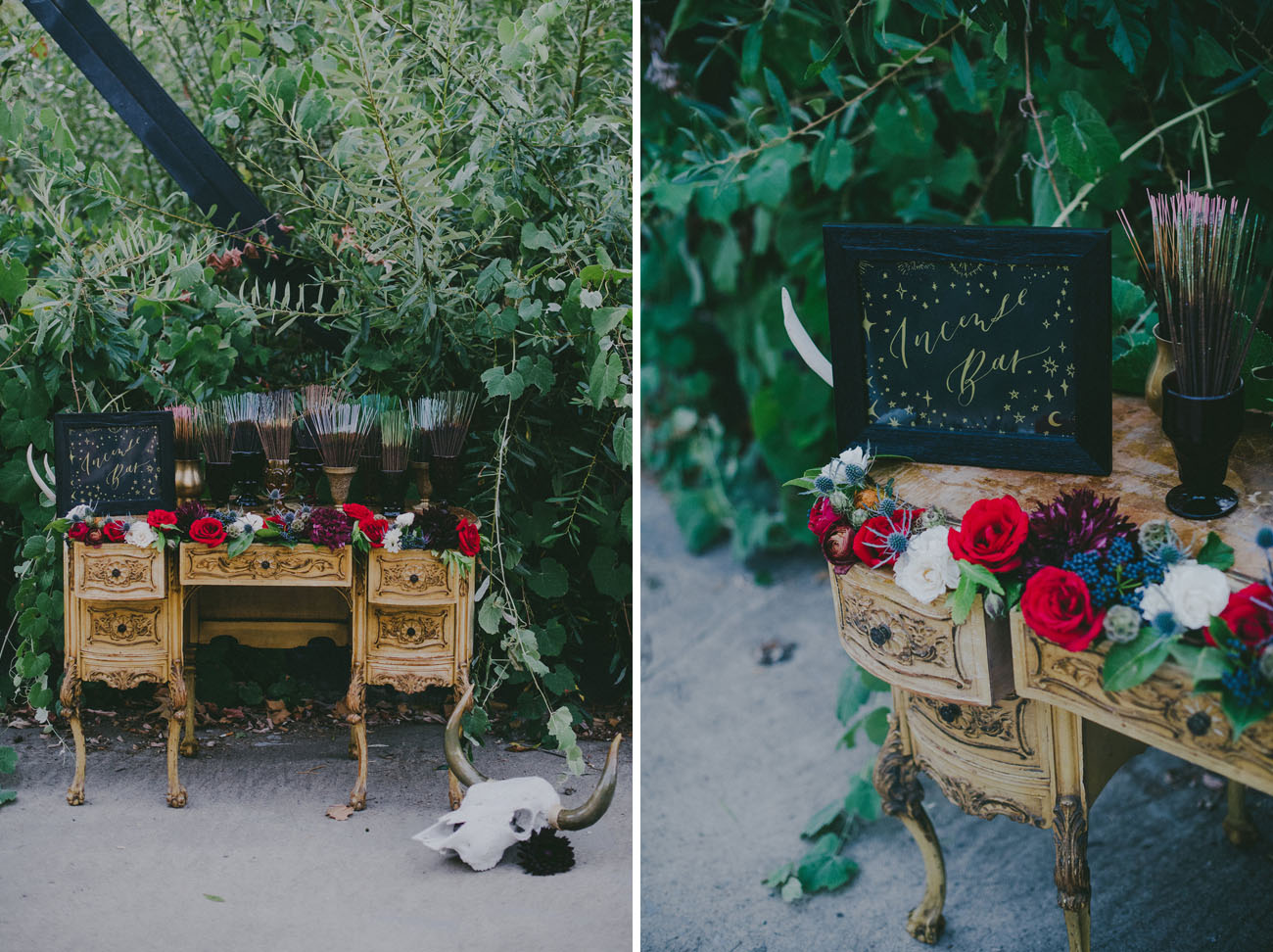 Coven Bridal Inspiration