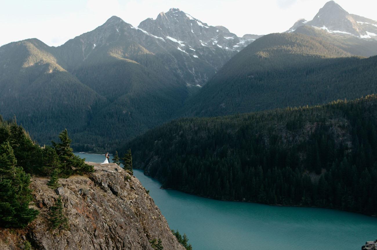 Diablo Lake Inspiration