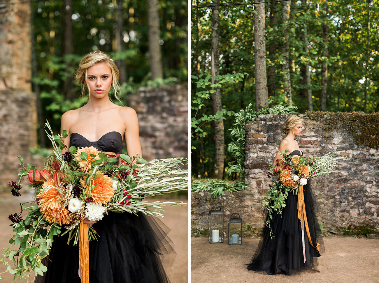 Fall Bridal Inspiration