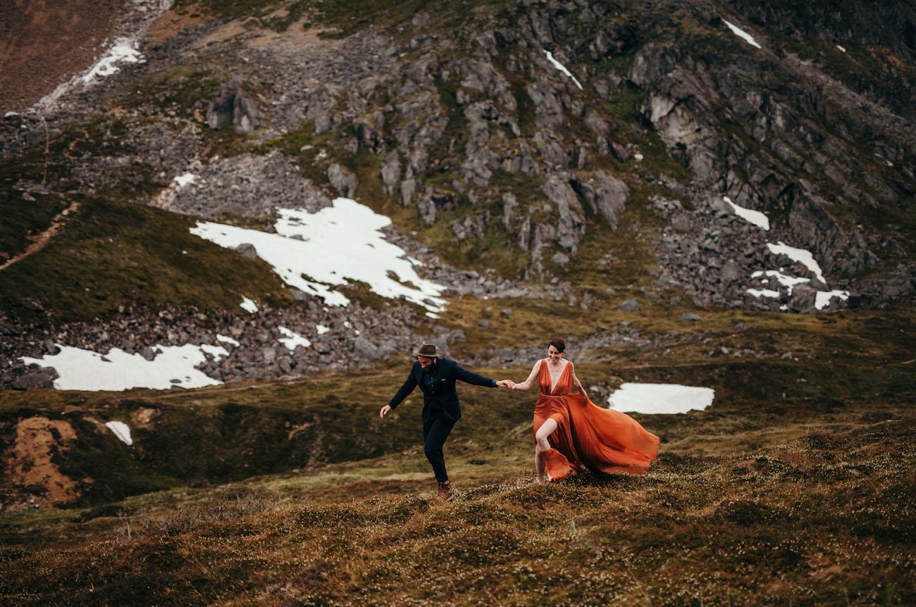 Fall Alaskan Anniversary