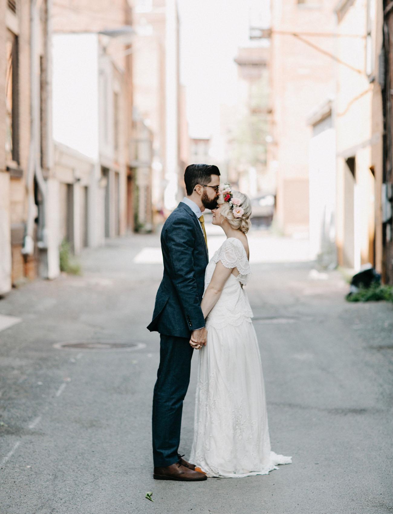 Historic Building Wedding