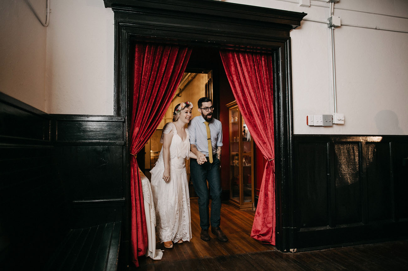 Historic Building Wedding