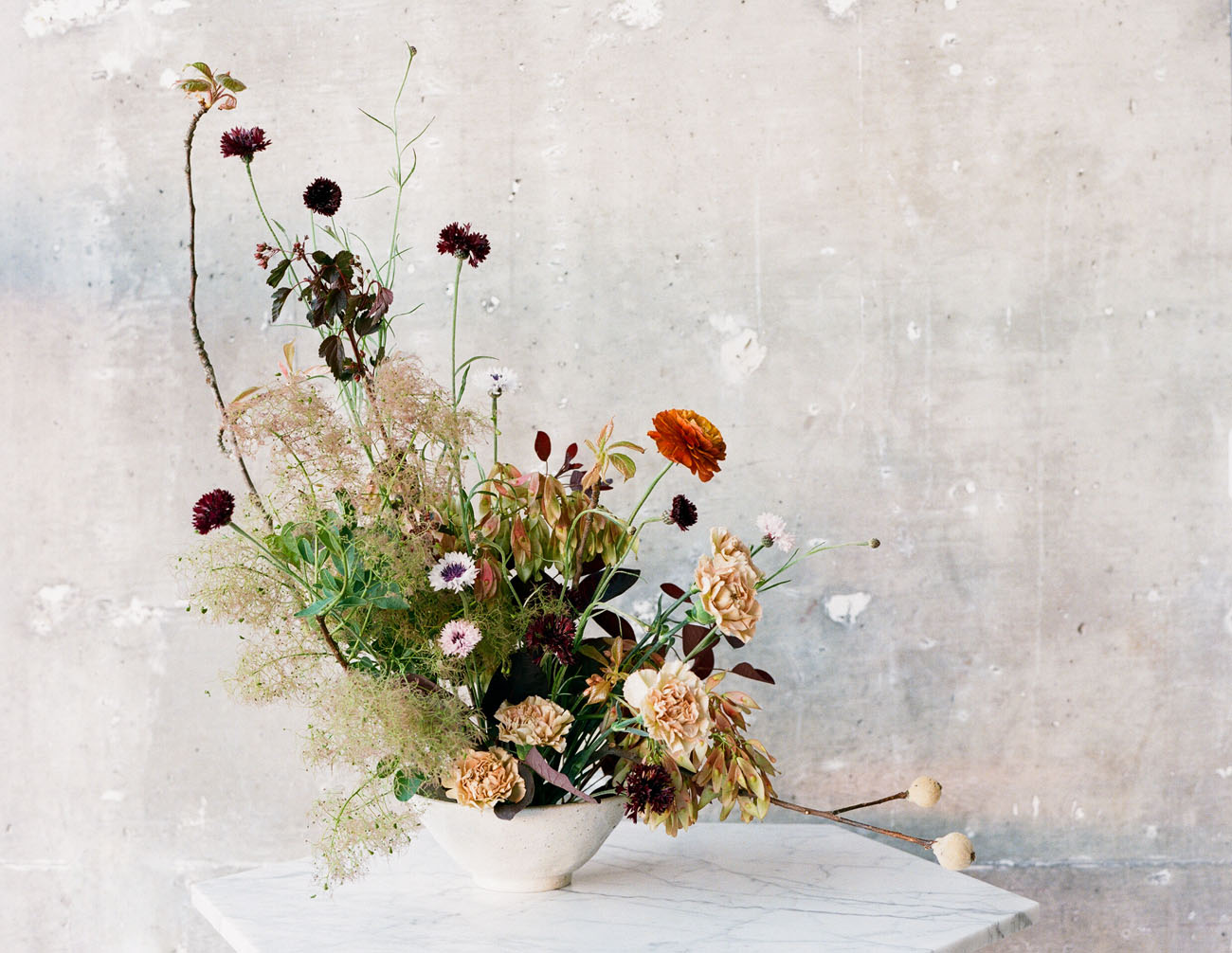 Ikebana Flower Inspiration