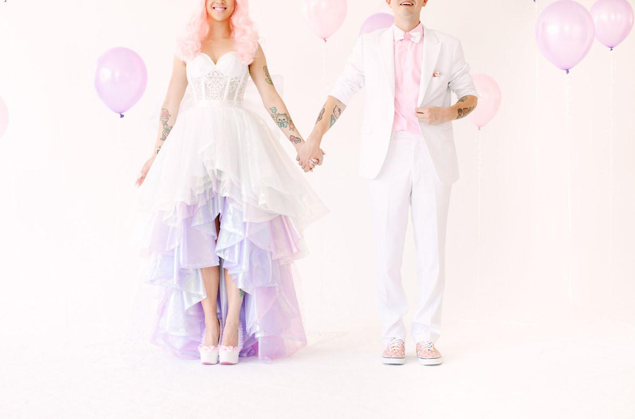 Kawaii Wonderland Wedding