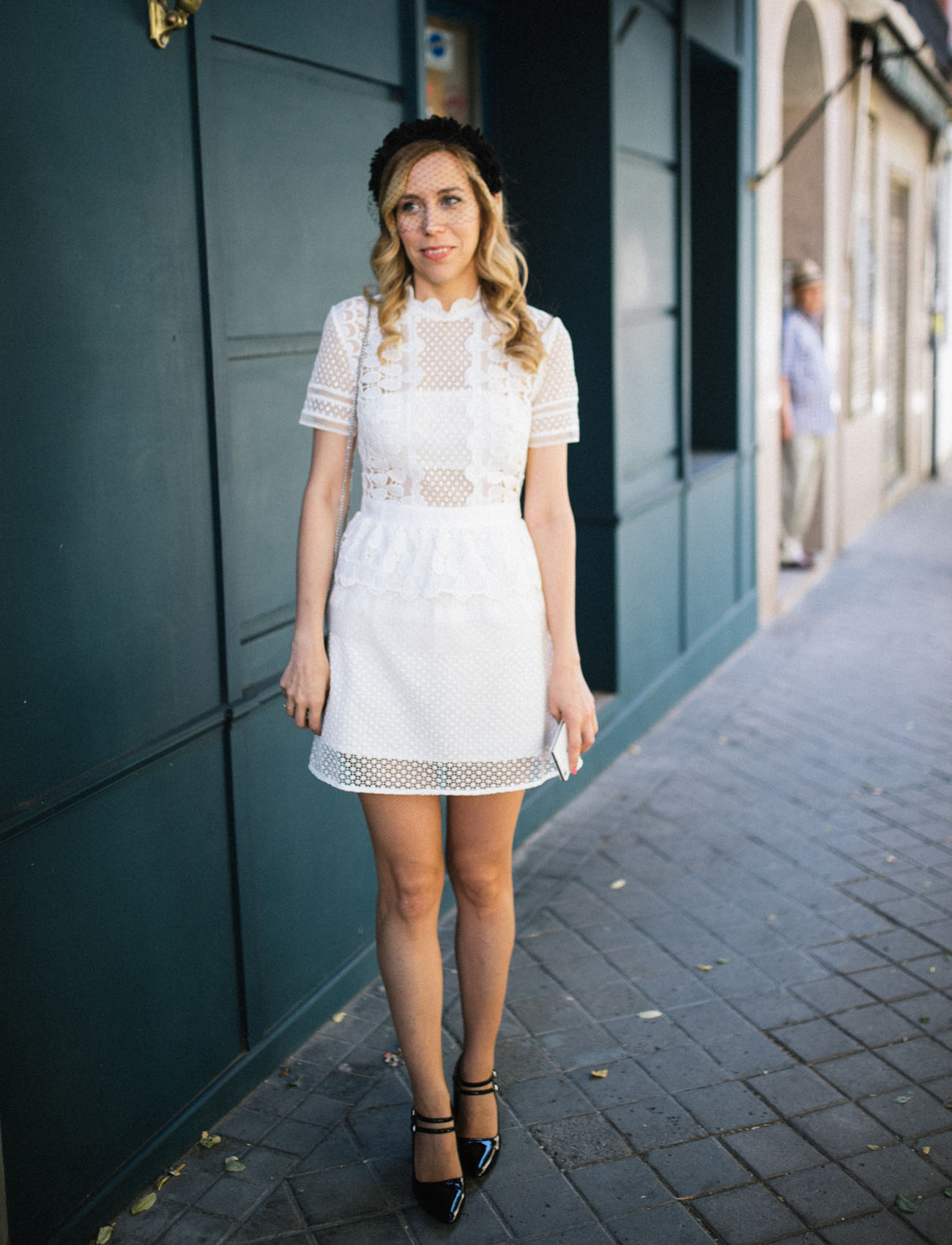 Self Portrait Wedding Dress
