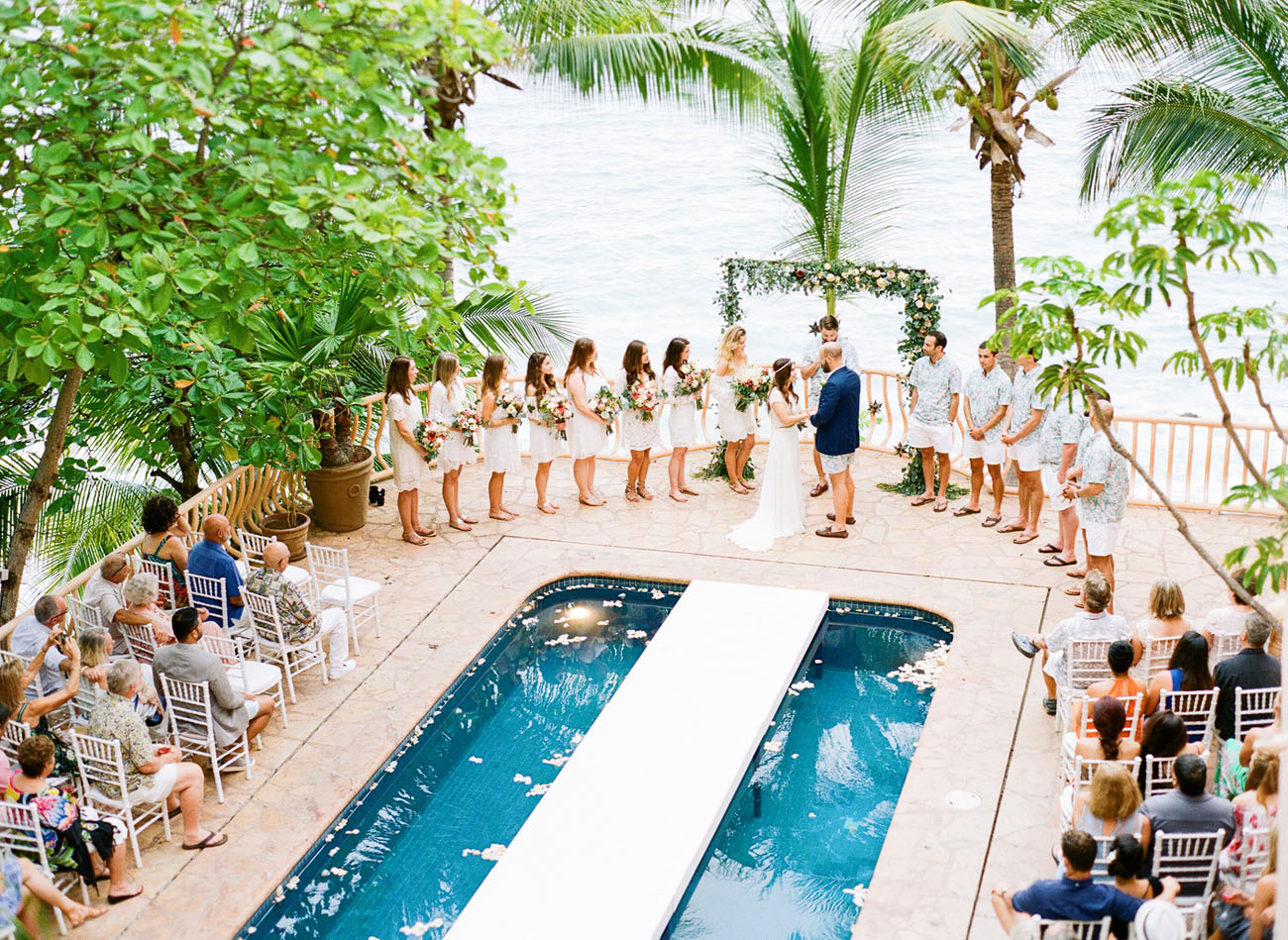 Boho Mexico Wedding