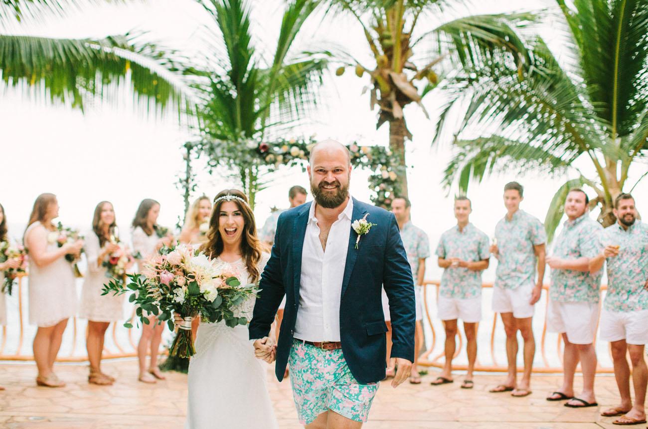 Boho Mexico Wedding