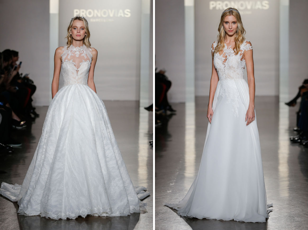 Pronovias Bridal Market NYC 2016