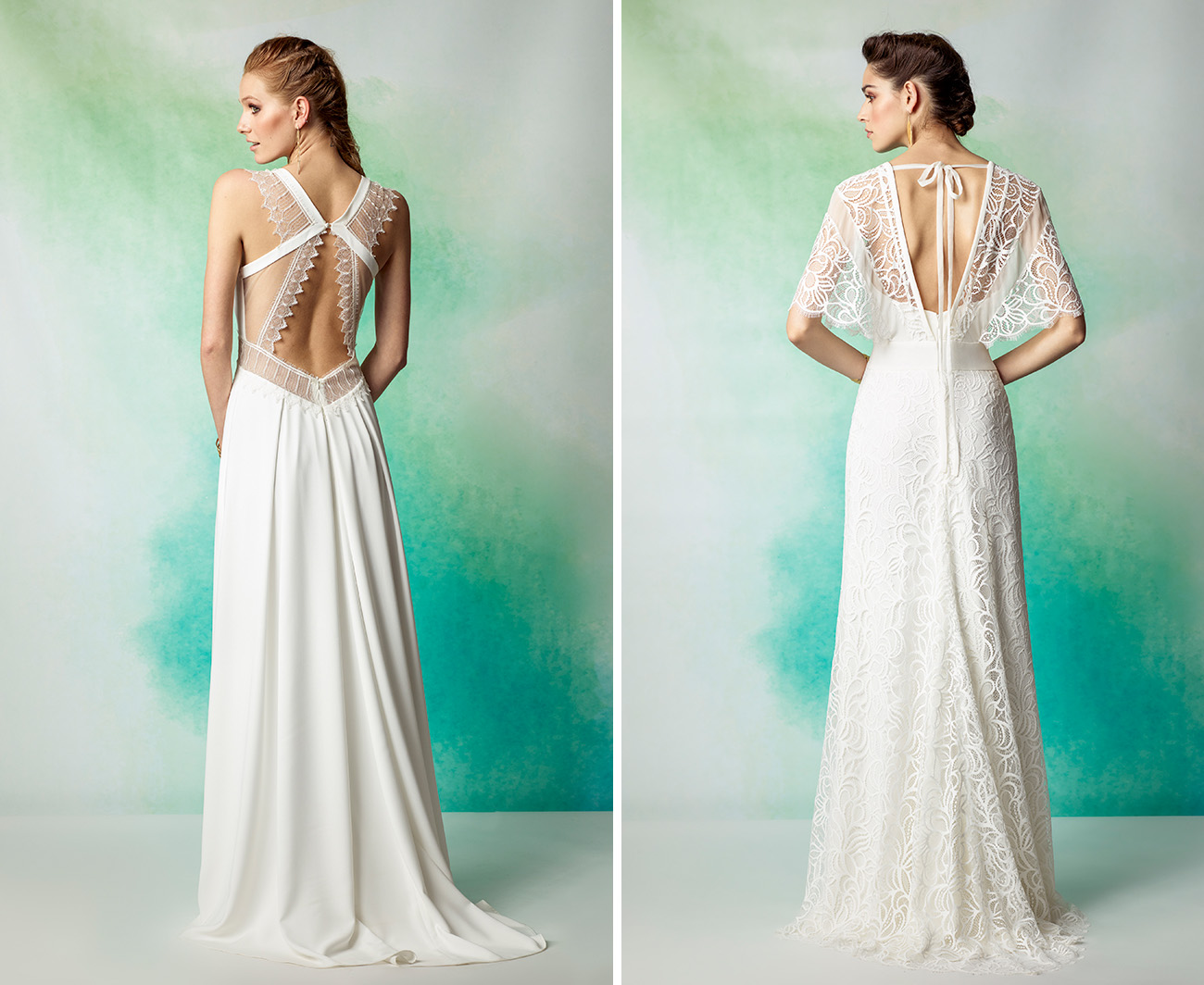 Rembo Styling 2017 Bohemian Bridal Collection