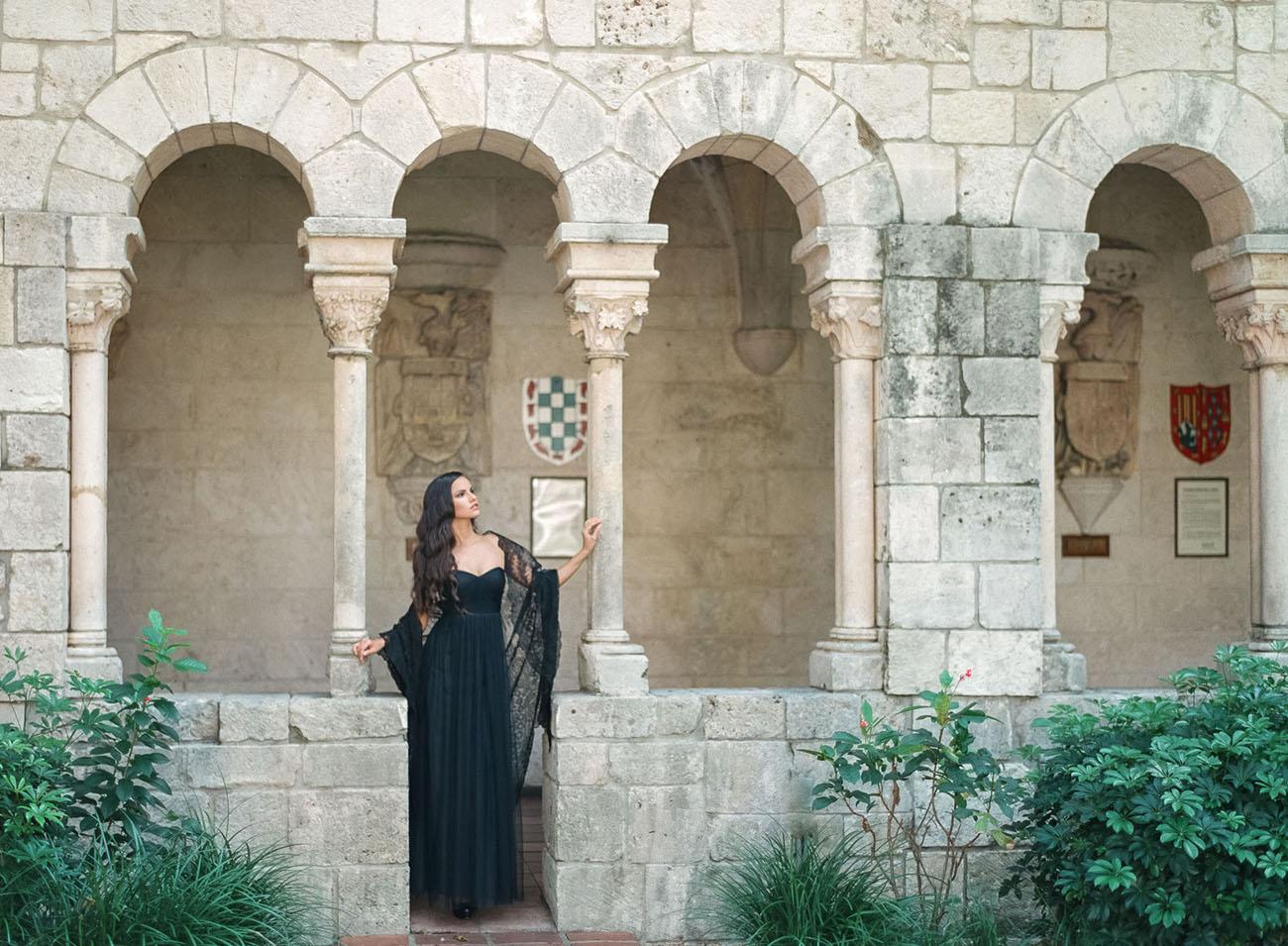 Spanish Monastery Inspiration