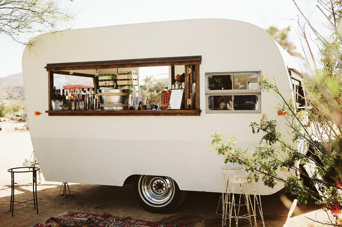 trailer bar