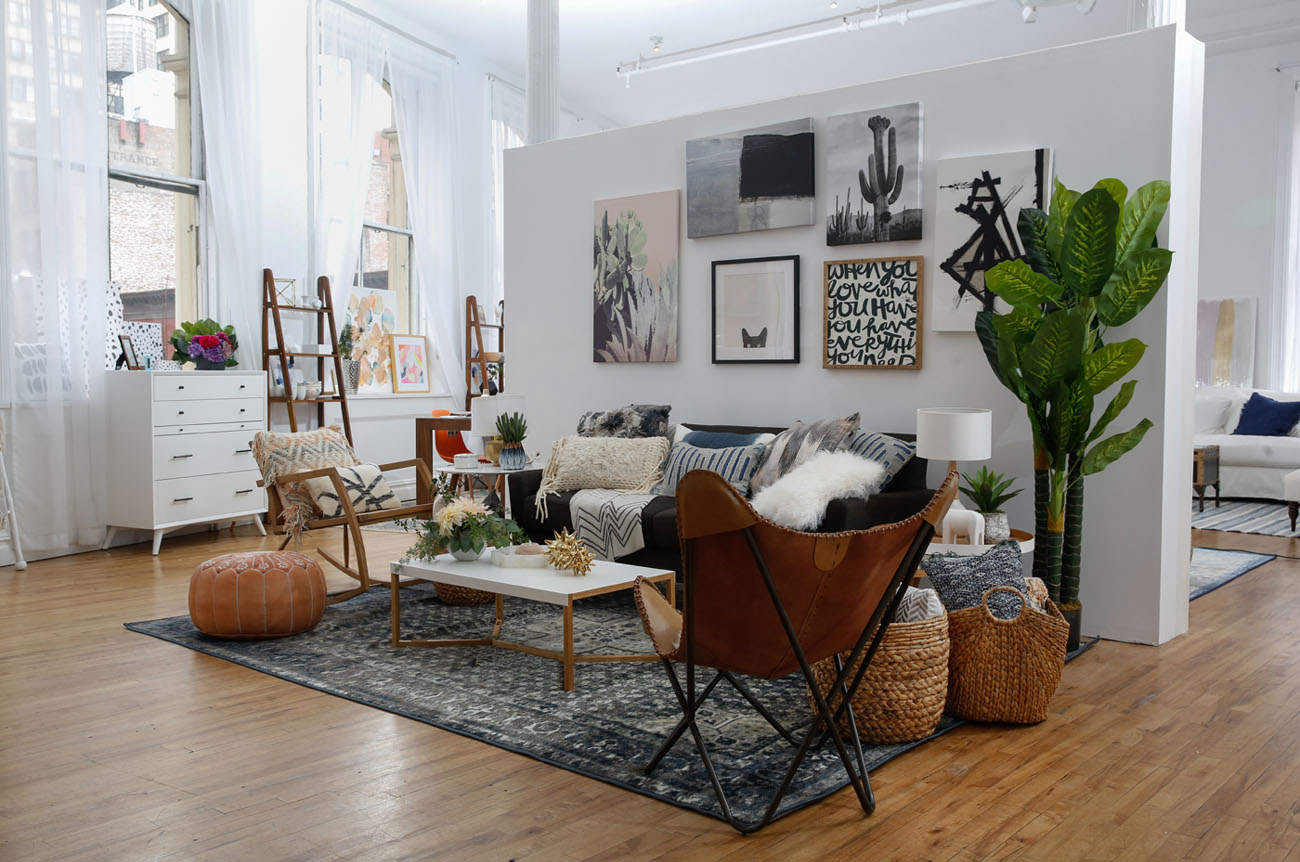 Clean living room modern boho interior design with for 10 things every living room needs