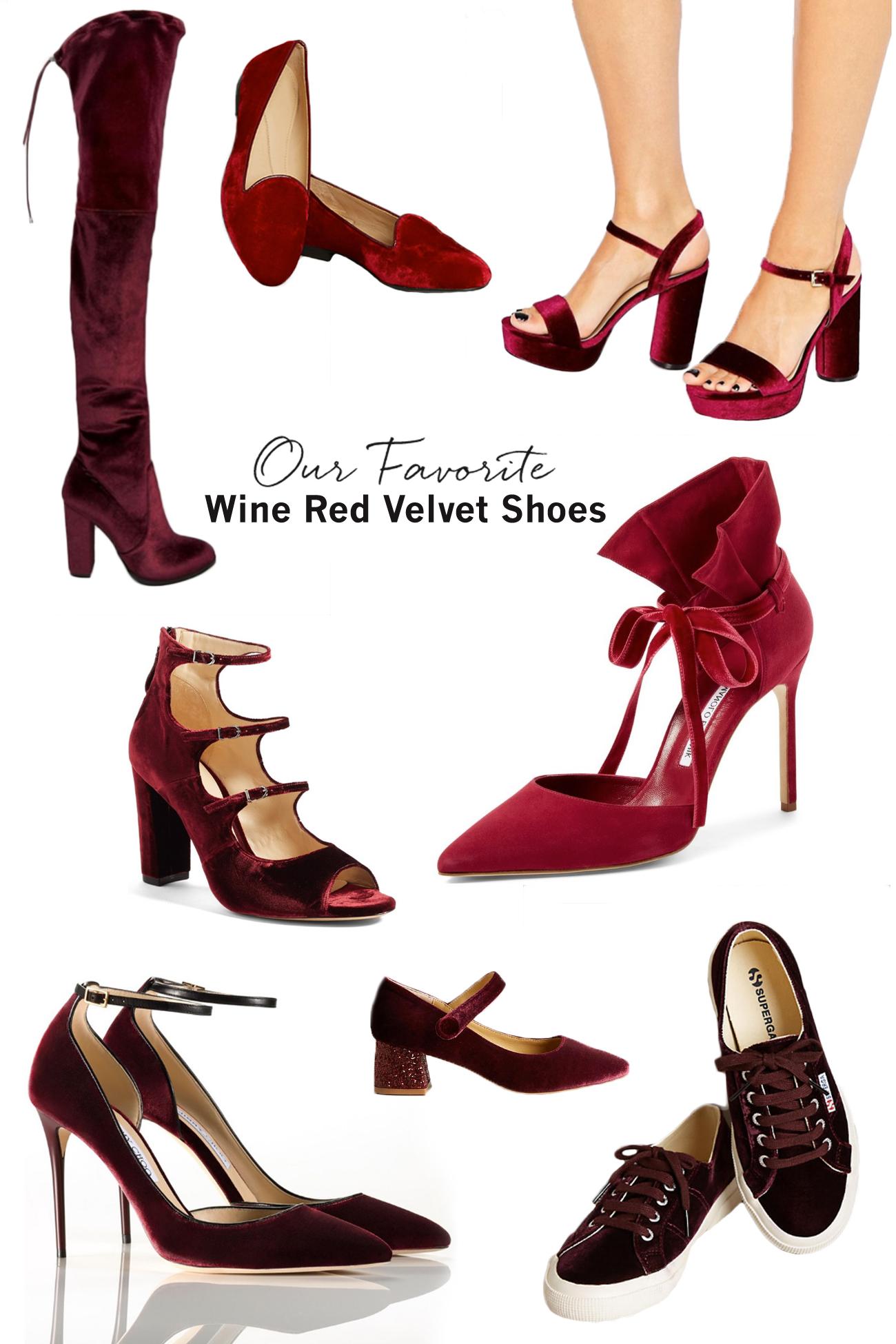 wine-red-velvet-shoes