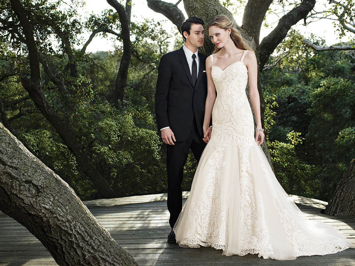 Casablanca Wedding Gown 45 Spectacular Autumn Blooms Collection by