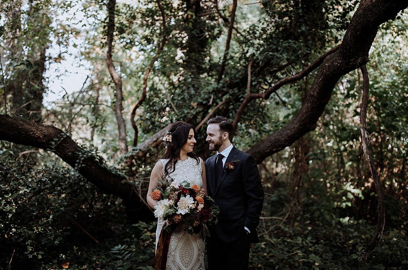 Boho Fall Wedding