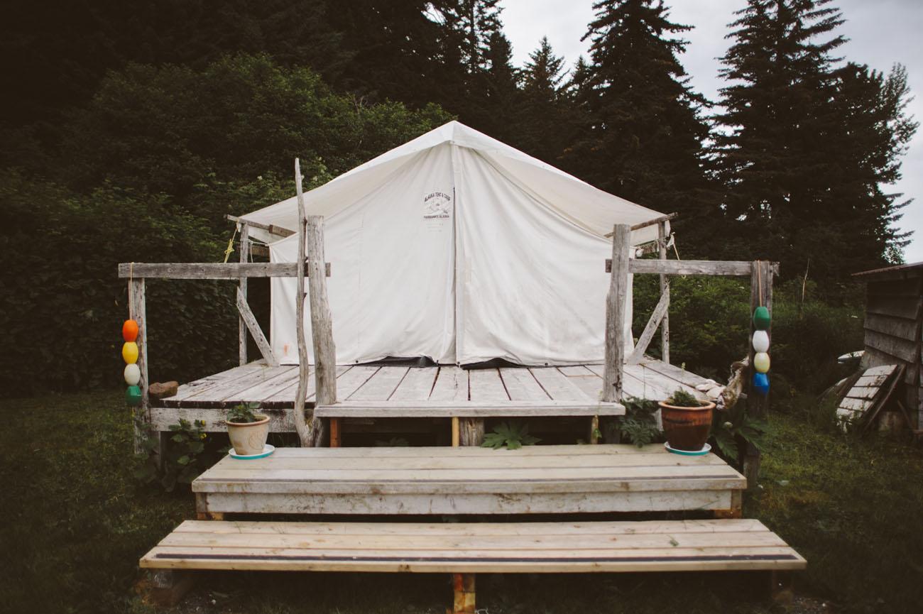 Alaskan Wedding