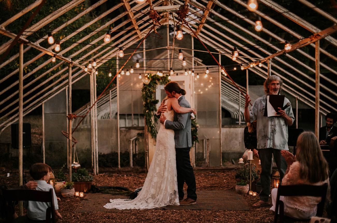 Private Reserve California Wedding