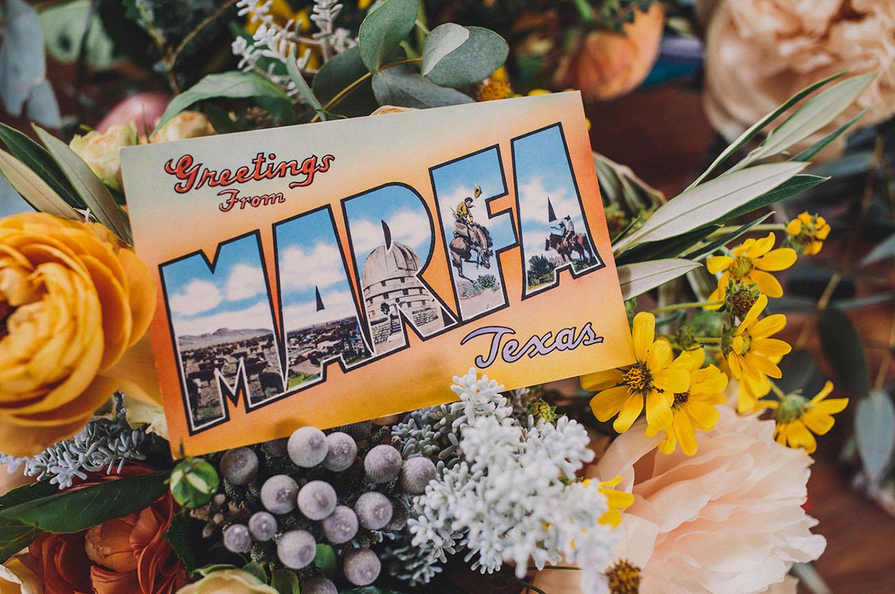 marfa postcard