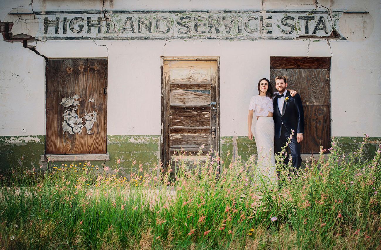 Marfa Wedding